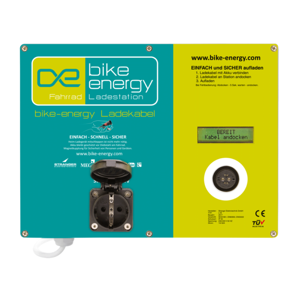 Ebike Wallbox schellladestation